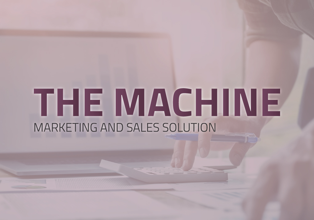 Marketing & Ventas: THE MACHINE
